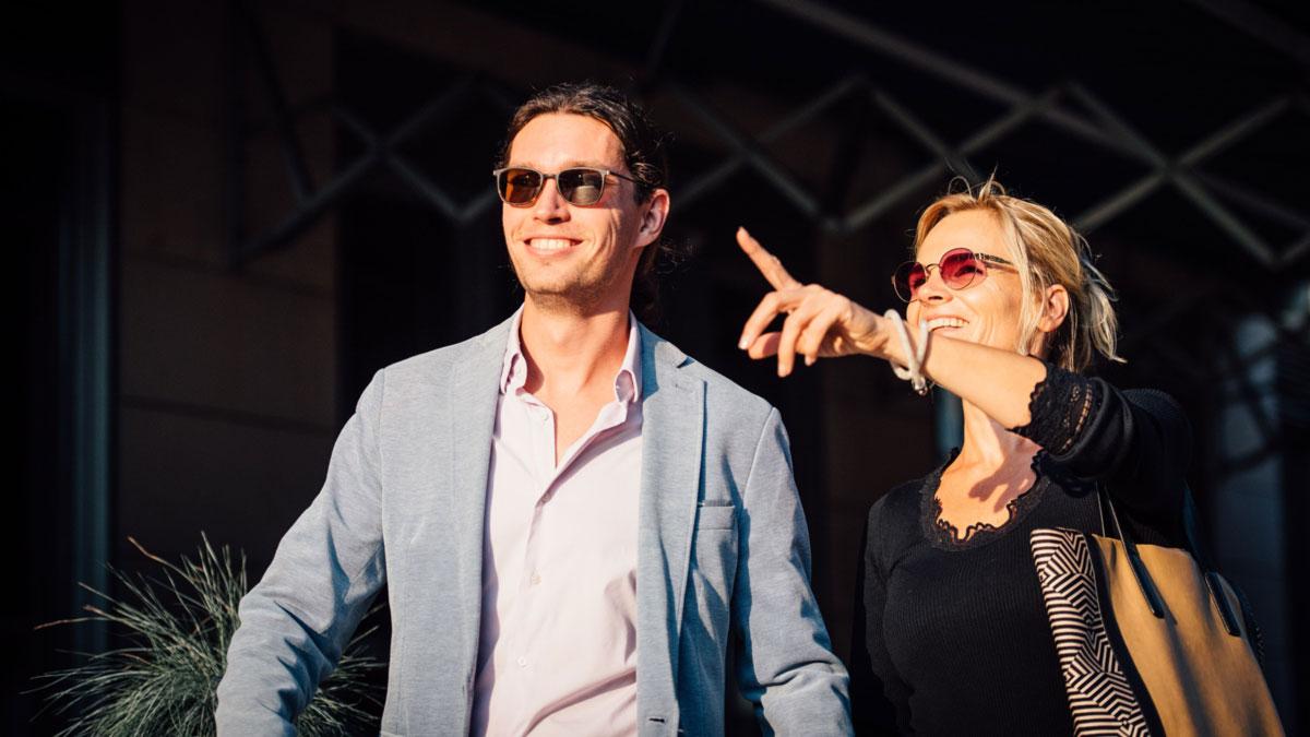 Robert und Conny Blankenburg