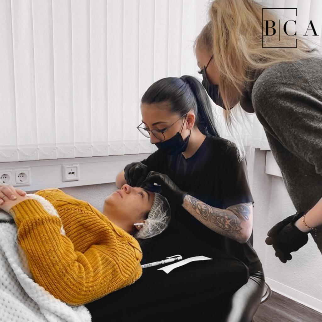 Bonante Cosmetics Academy Burcu Frohnert