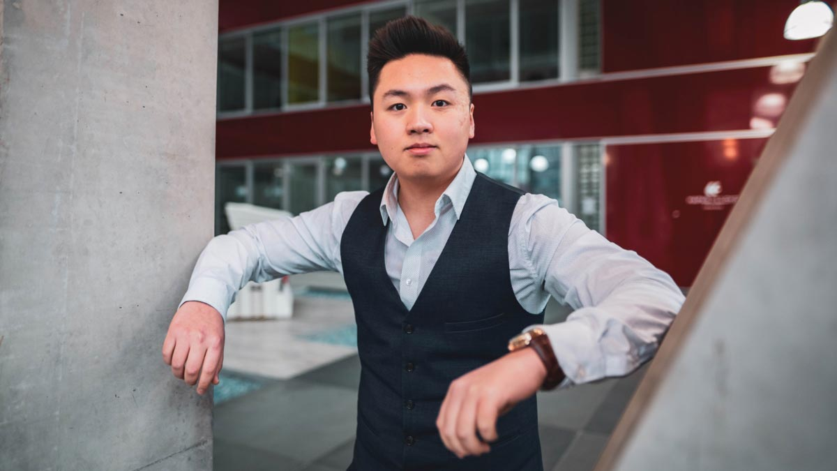 Viet Pham Tuan von der SocialNatives GmbH