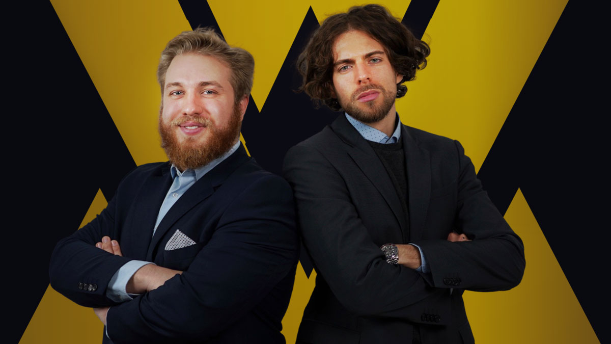 Alexander Klappenberger und Lars Tschaut von Virtual Appearance