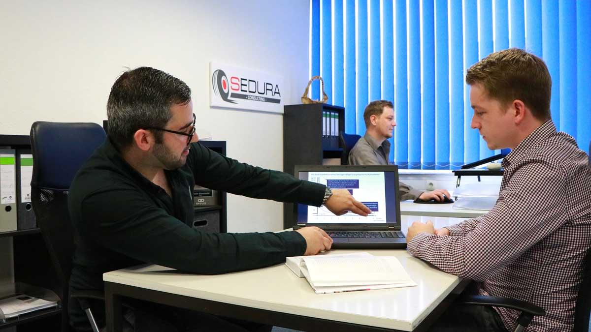 Dustin Senebald Sedura Consulting
