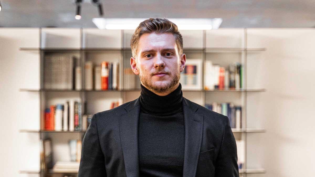 Jonas Eisert von Loft Film