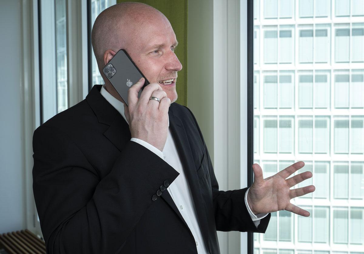 Björn Tantau aus Hamburg