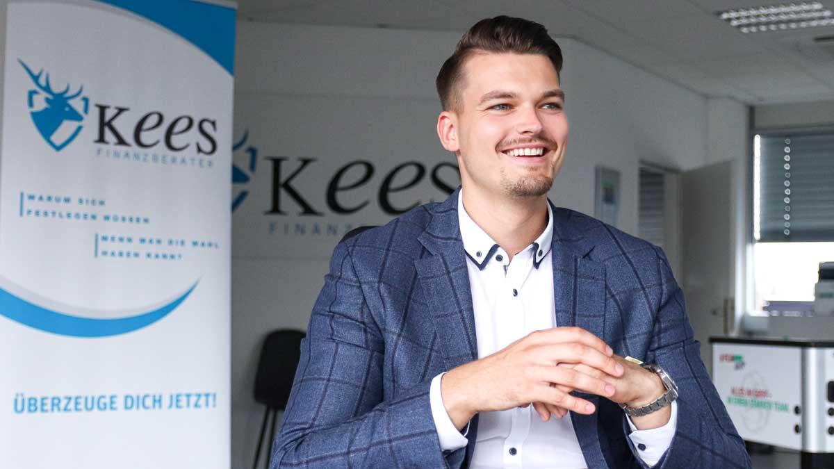 Kees Finanzberater Kolja Schneider