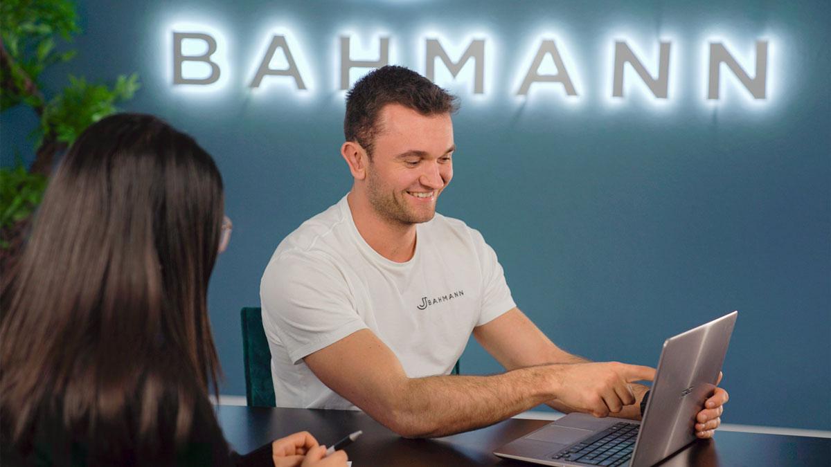 Erstgespräch für das Jan Bahmanns Coaching