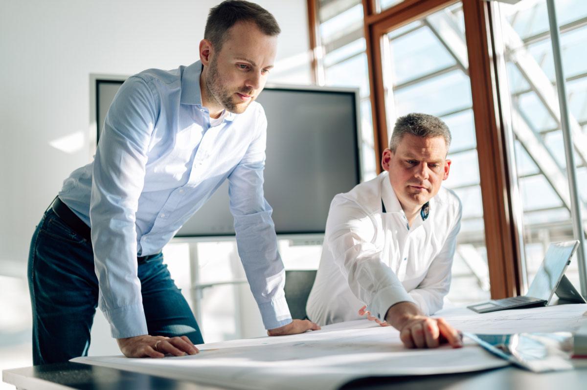 Die Continu-ING GmbH ist der Ansprechpartner für Projektleiter