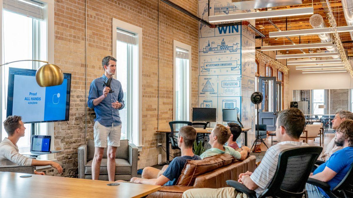 Blick hinter die Kulissen deines StartUps