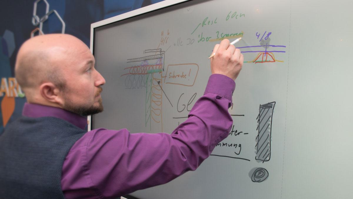 Luca Arenz ist der Energieberater in Mainz