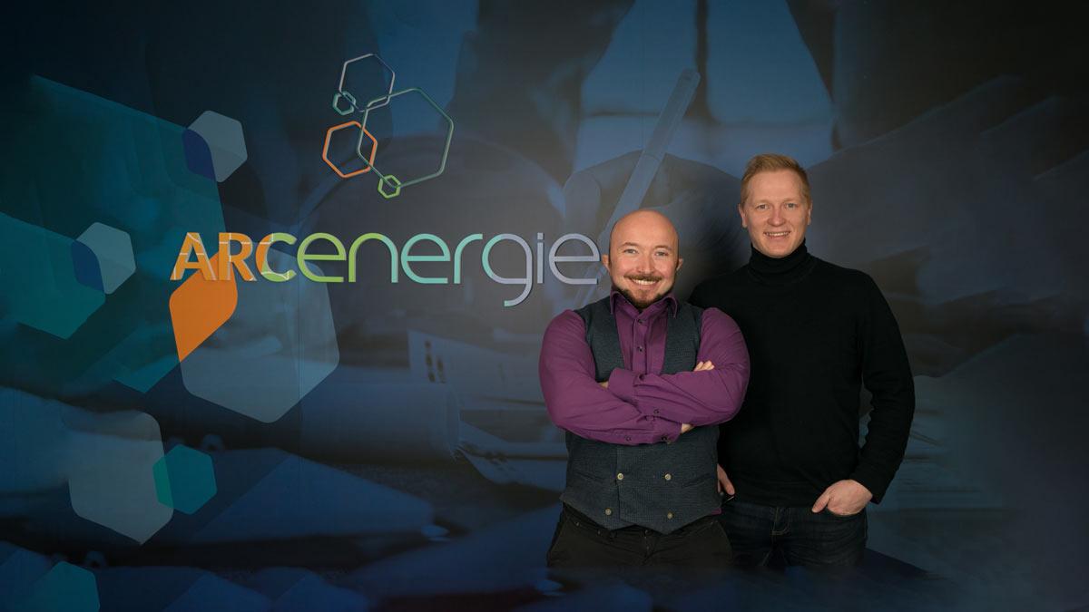 Luca Arenz von ARCenergie im Interview