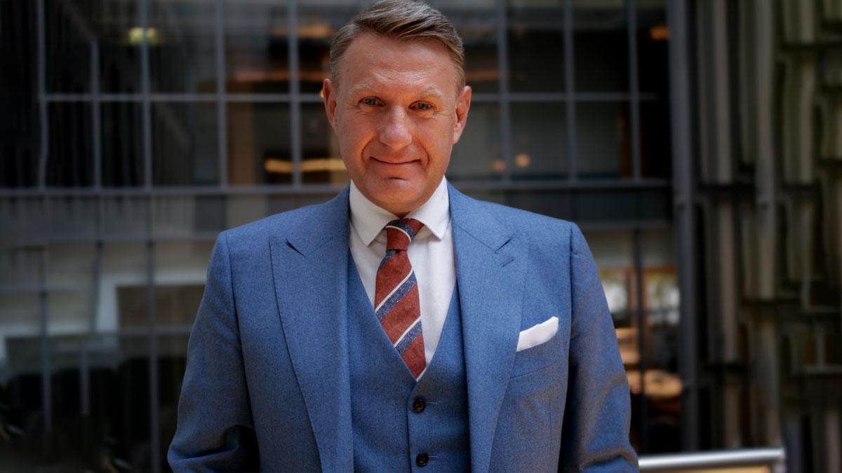 Heinz Bosbach von der Bosbach Consulting GmbH