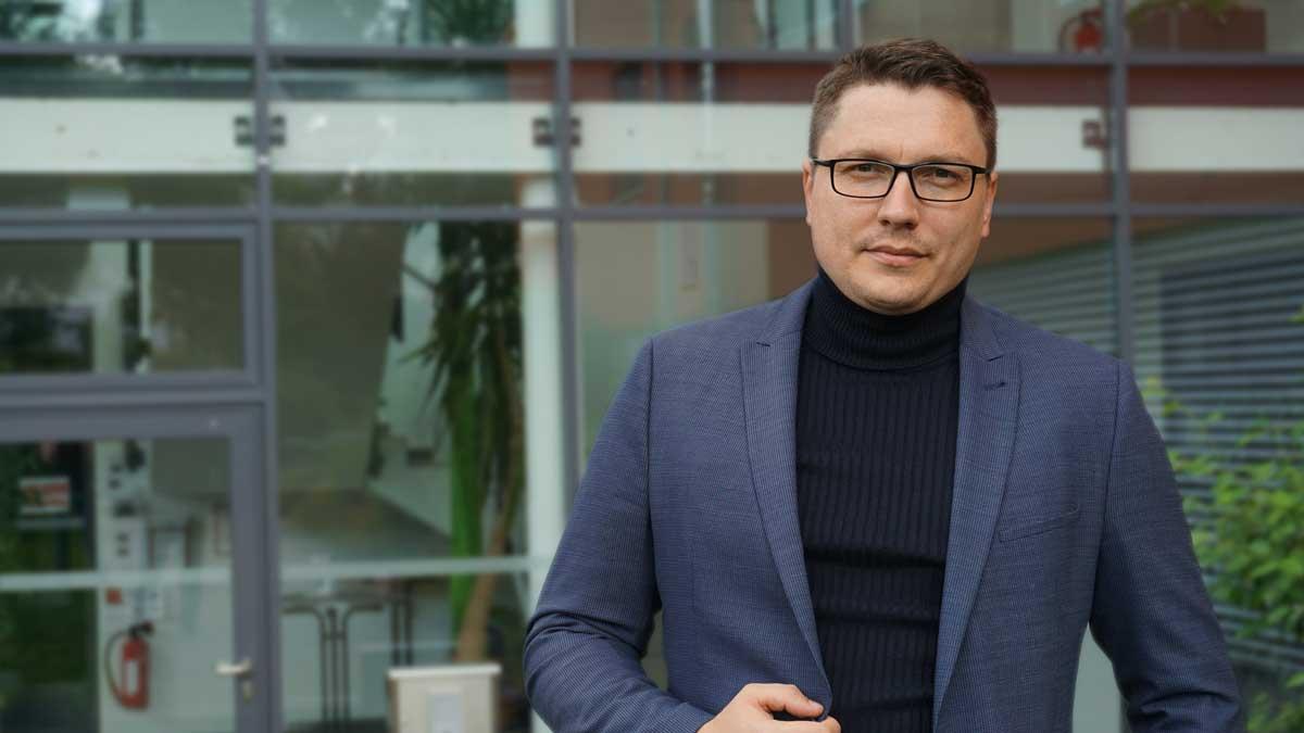 Mathias Heinke im Interview