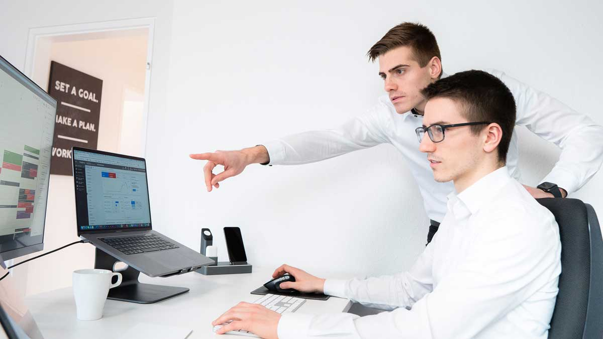 Luca und Nico Dürr arbeiten mit höchstem Qualitätsanspruch