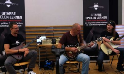 Guitar Master Plan im Interview