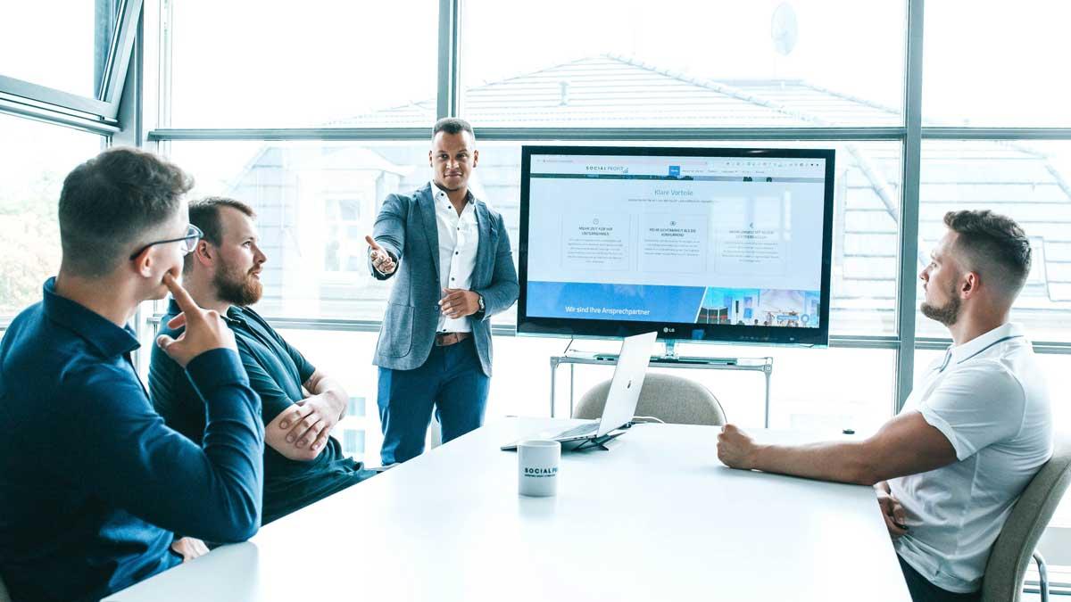 Antony Rigone möchte das Team von Social Profit Marketing erweitern