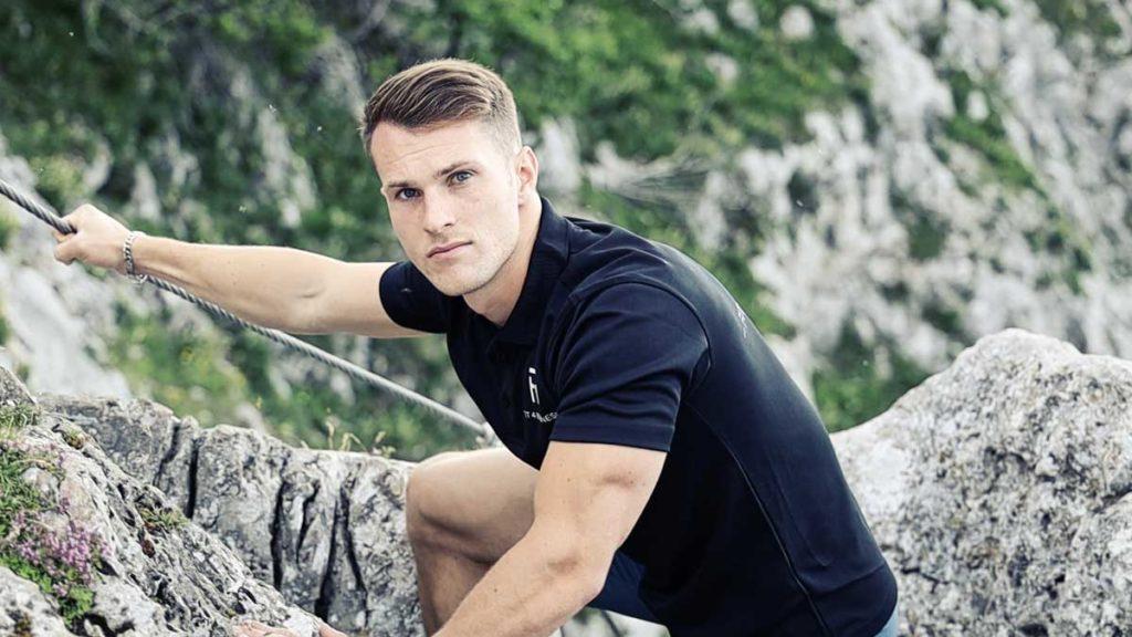 Stefan Cerny bringt langjährige Erfahrung im Bereich Sport und Gesundheit mit