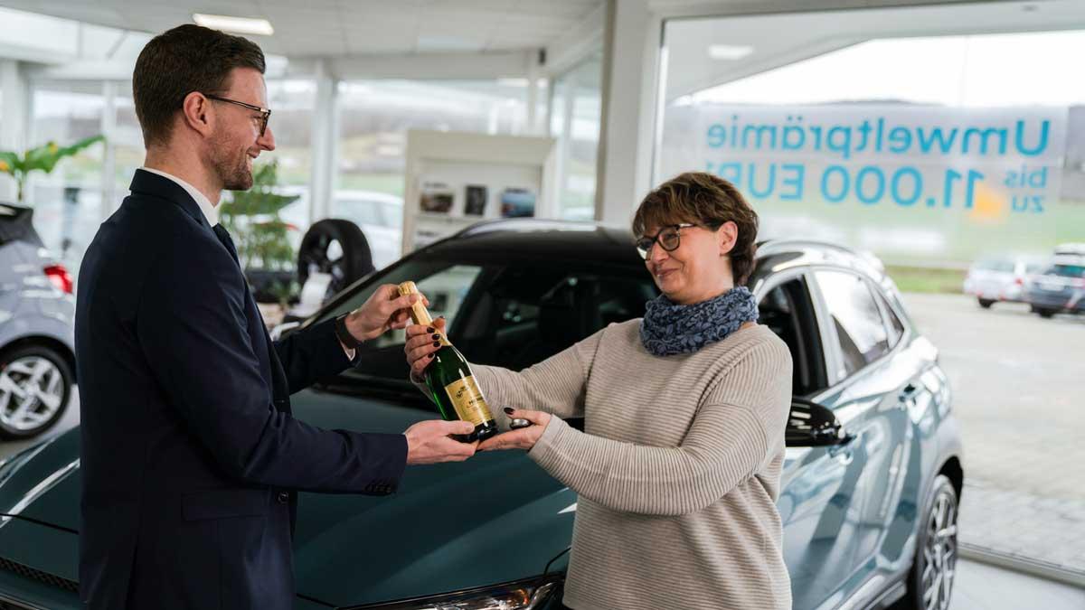 Hänsel Moelle Marketing bietet eine Rundumdienstleistung für Autohändler