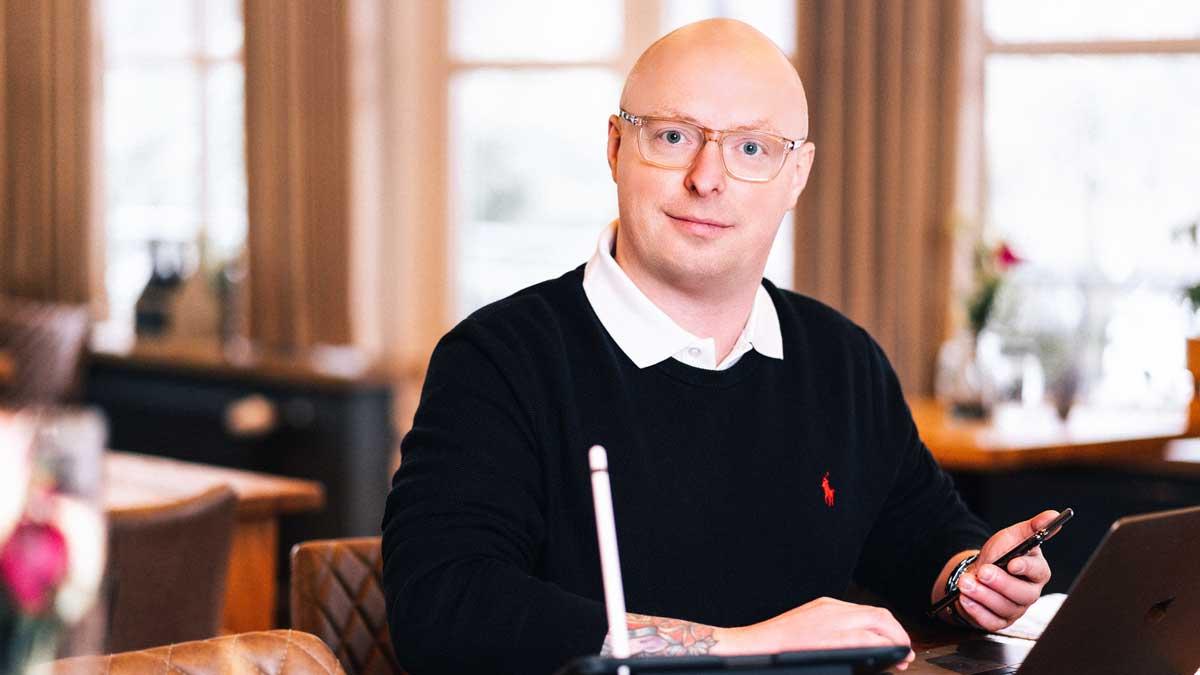 Hendrik Wehage ist selbst ehemaliger Fahrlehrer