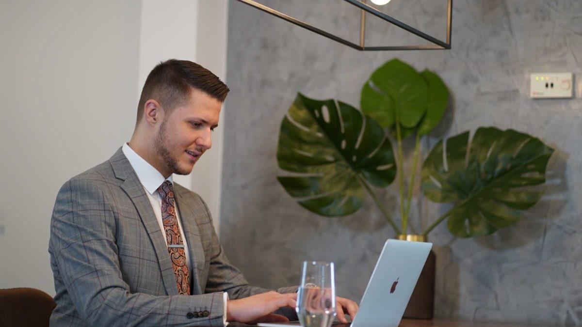 Robert Schwagerus ist selbstständiger Vertriebspartner bei der Proventus Hamm