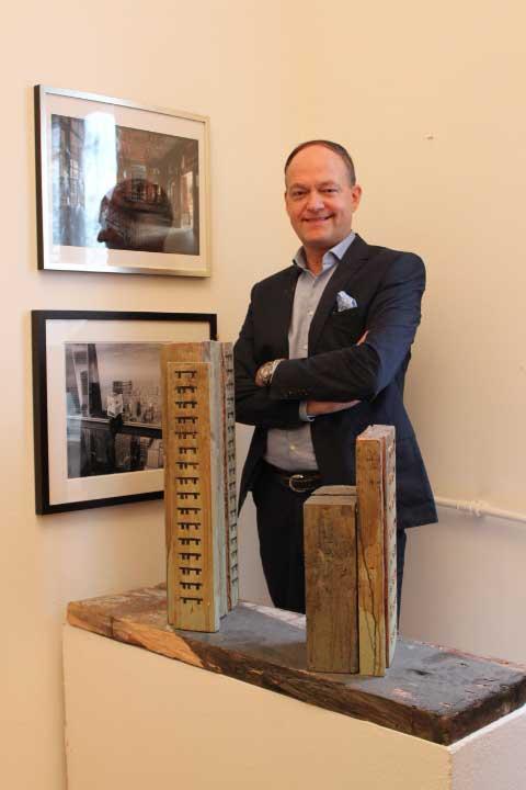 Roger Schlinke führt seine Kunden und Klienten zum Erfolg