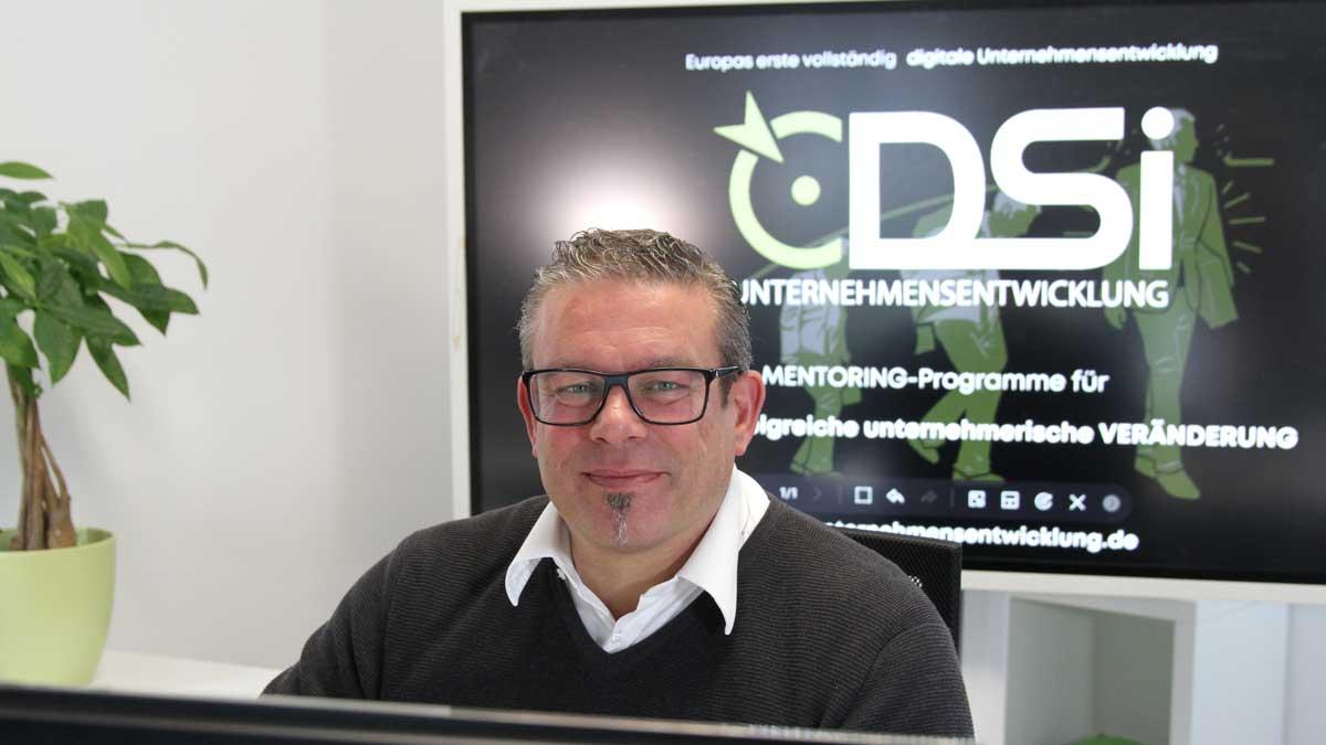 Geschäftsführer der DSi Unternehmensentwicklung