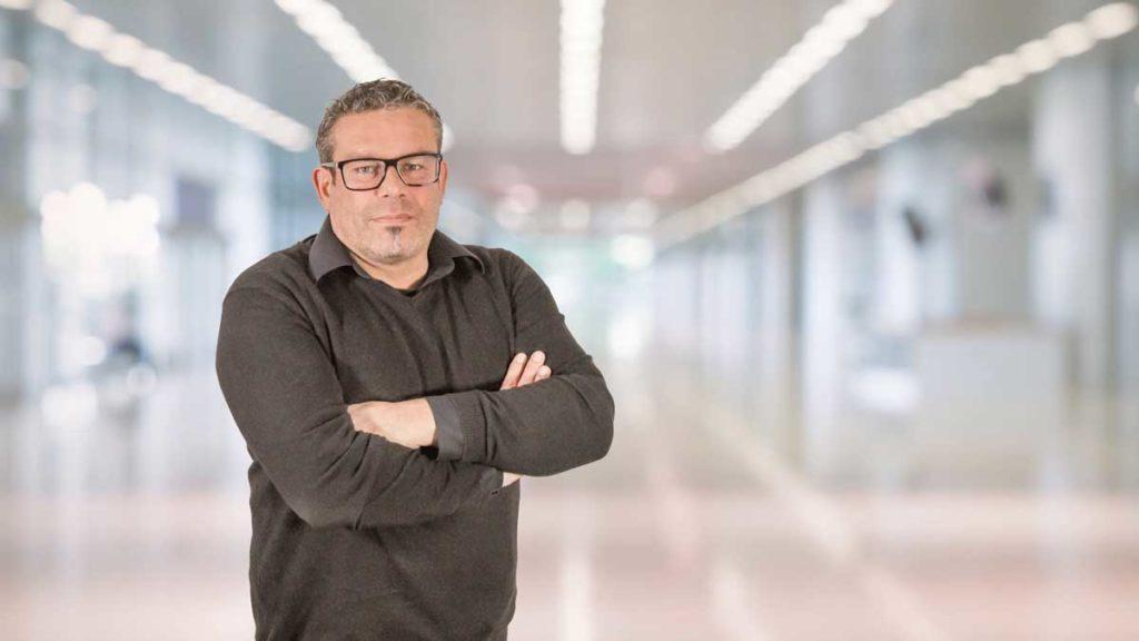 Dirk Sistenich ist Experte für Unternehmensentwicklung