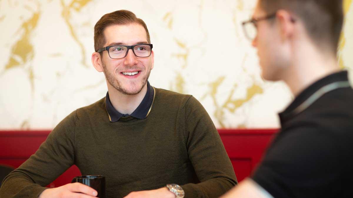 Adrian Philipp und Gabriel Haug helfen Menschen, Mindset-Blockaden zu überwinden und den Schritt in das eigene Business zu wagen