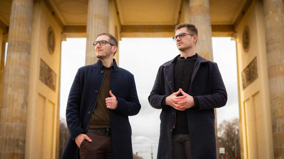 Adrian Philipp und Gabriel Haug im Interview