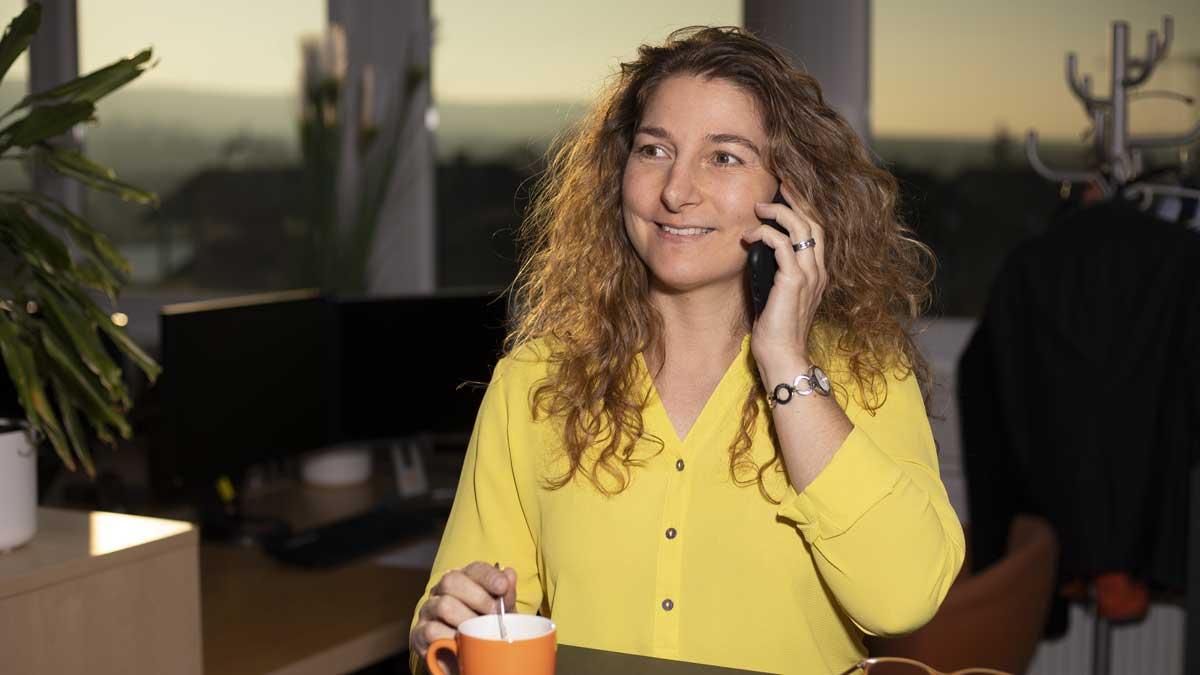Julia Dobler im Interview