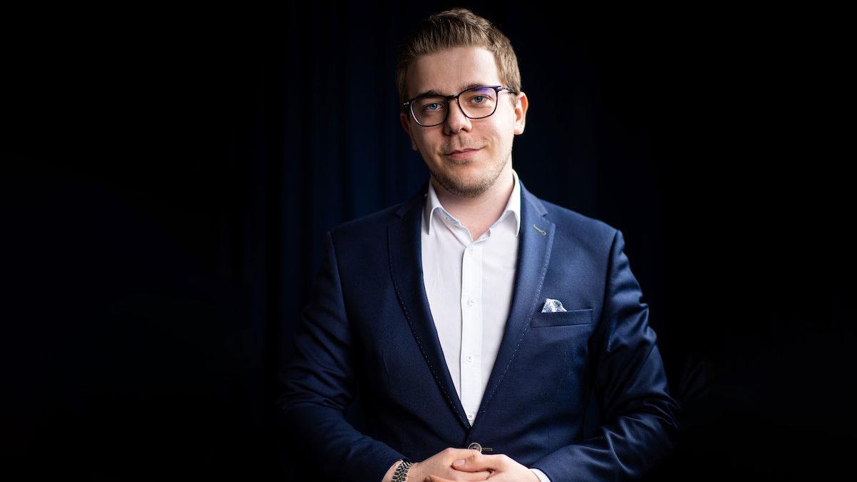 Public Relations Berater Ruben Schäfer