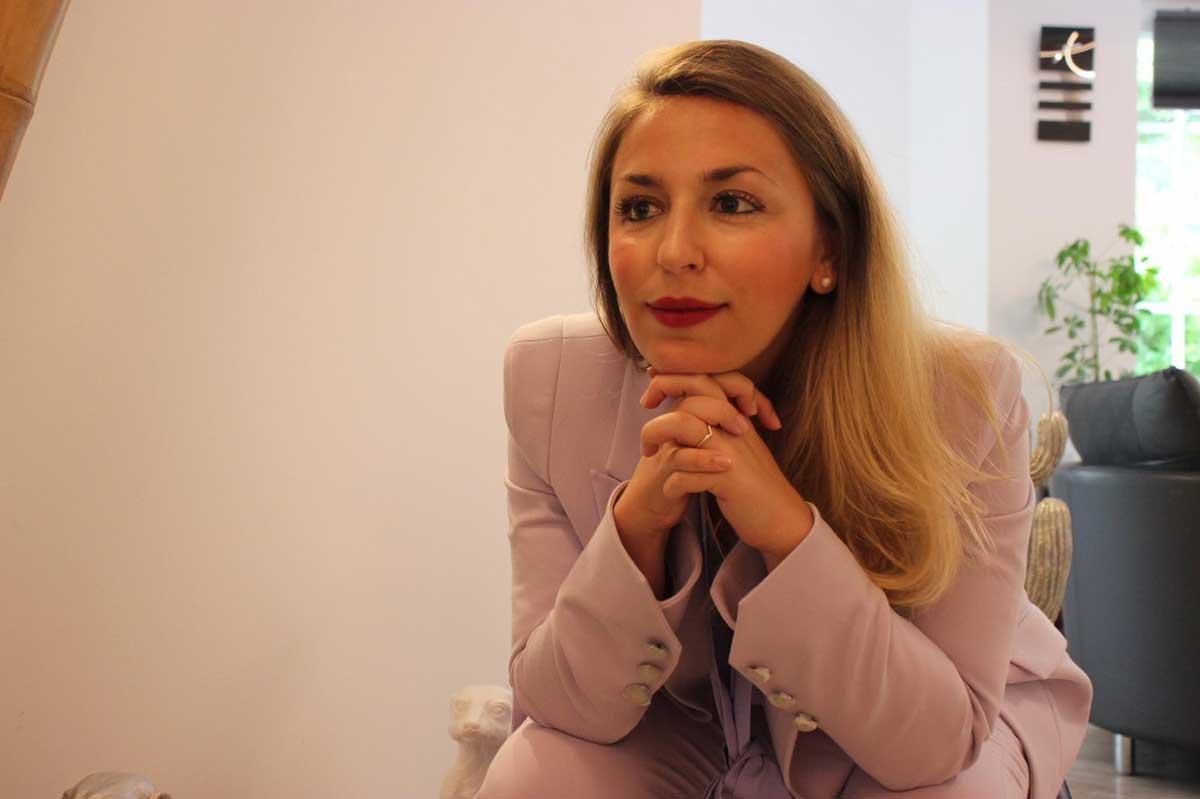 Rita Eninberg ist die Inhaberin und Geschäftsführerin von der Eninberg Consultancy