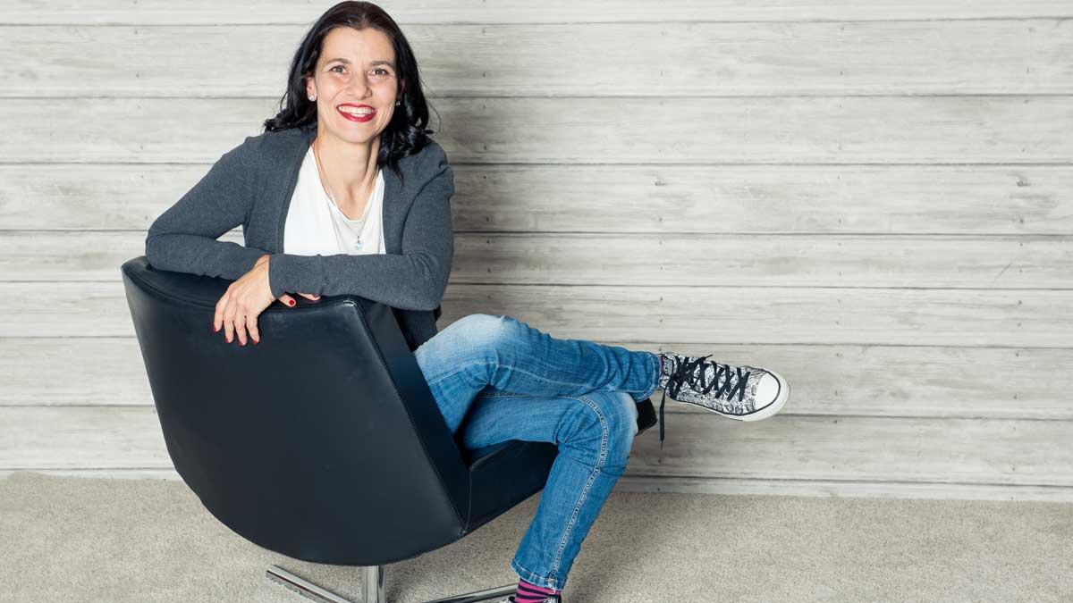 Andrea Ammann weiß, wie man Frauen aus der Sucht hilft