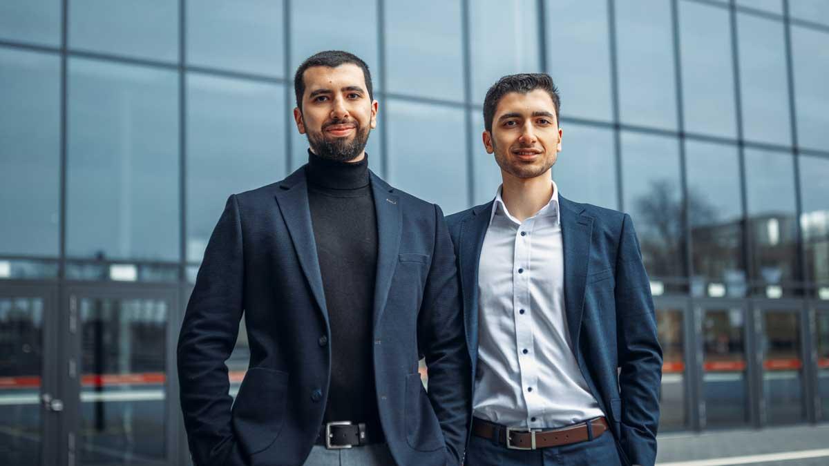 Mohammed und Firas Khalil im Interview