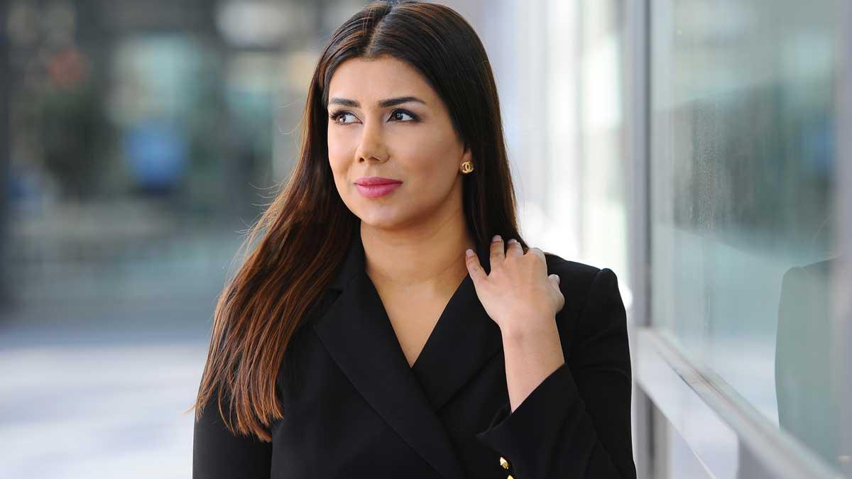 Salmana Ahmad bringt Kosmetikerinnen mit der richtigen Schulung auf Erfolgskurs