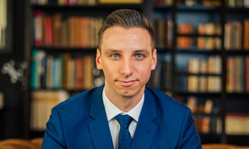 Chris Wende im Portrait