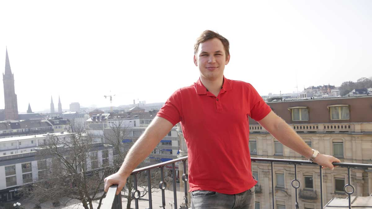 Daniel Huchler ist Experte im Bereich Businessstrategien