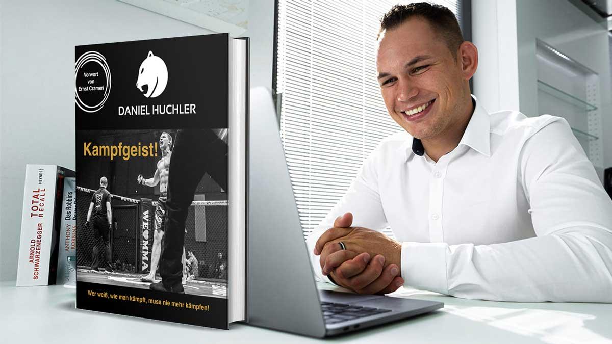 Daniel Huchler coacht Menschen, die sich eine Selbständigkeit aufbauen wollen