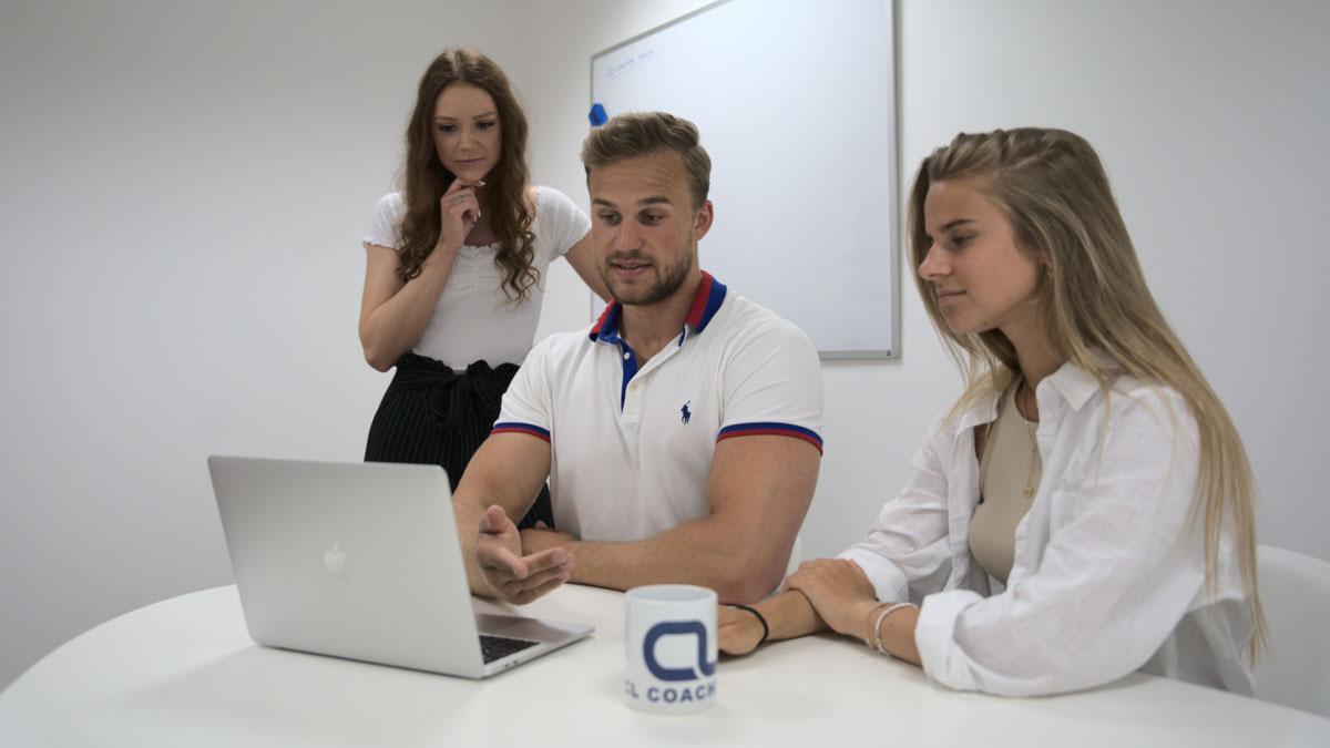 Henri Ciplajevs und seiner CL Coaching GmbH