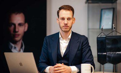 Jan Hartwich von der Zeitsprung Media GmbH