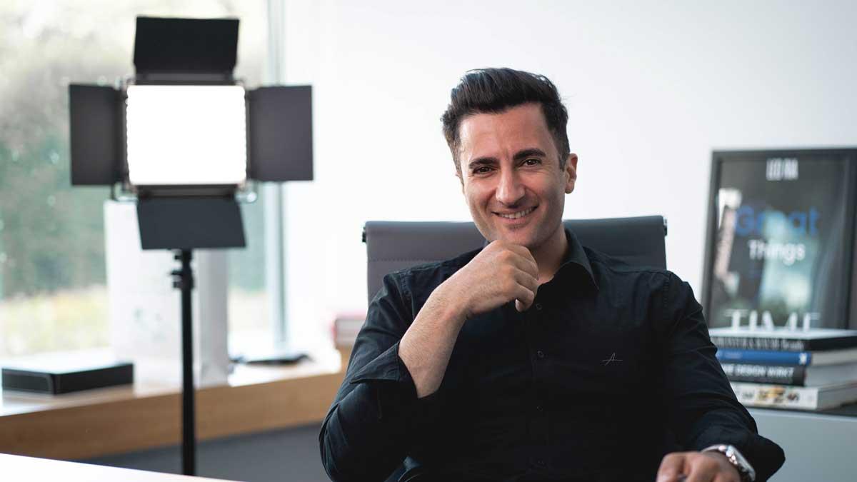 Georg Arutti im Interview