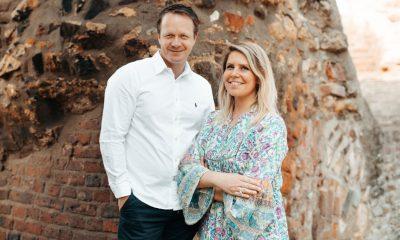 Ben Hoffmann und Judith Hoffmann