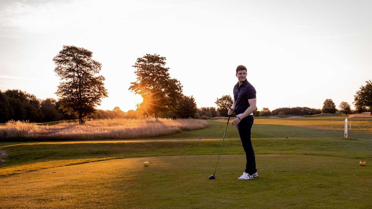 Carlo Müller von Marketing Wizards hilft Golfclubs, dank Onlinemarketing neue Mitglieder zu finden